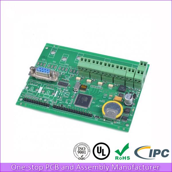 buit-in power supply PCB assembly service with cell battery